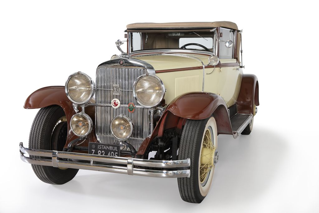 Classic Cars Panosundaki Pin