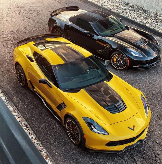 Track Meets Street With The 2016 Corvette Z06 C7.R Edition