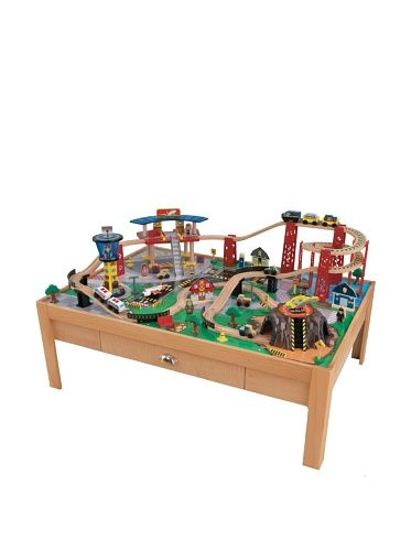 KidKraft Airport Express Train Set And Table ** Find Out More About The  Great Product