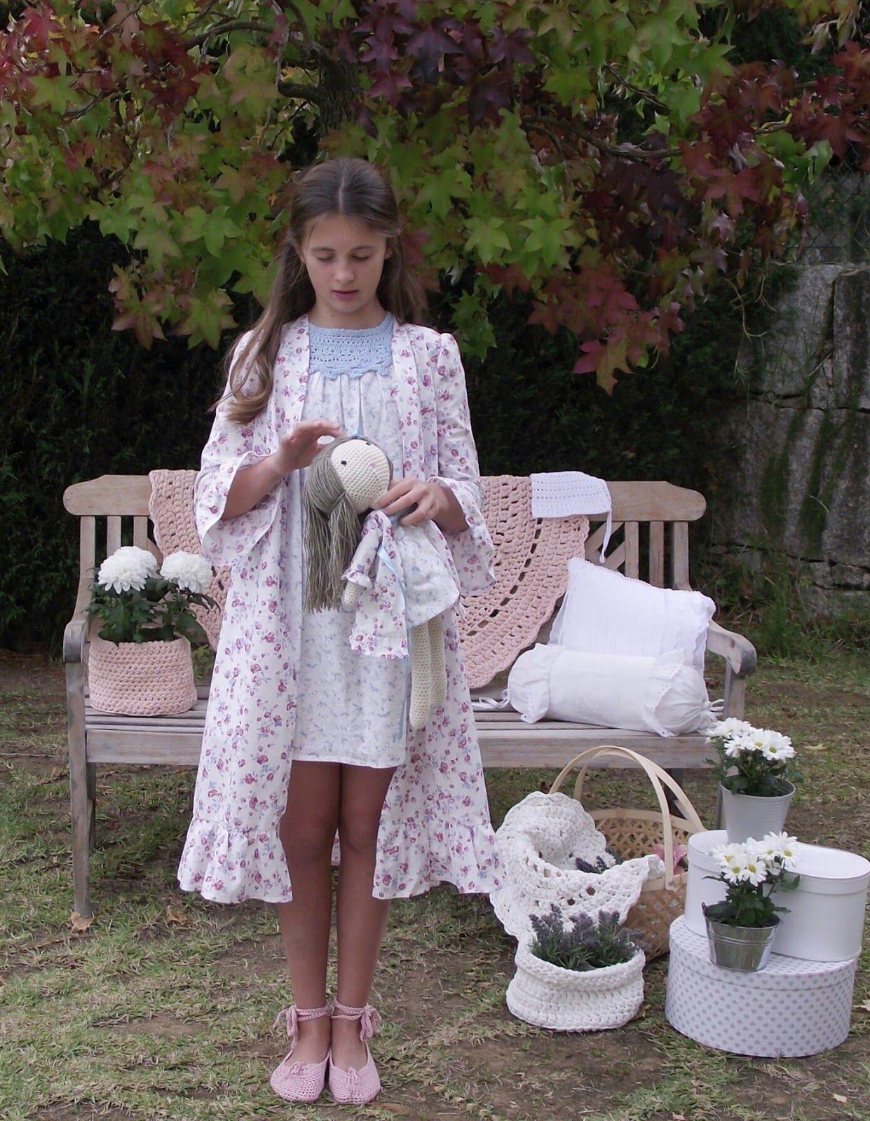moda infantil hecha a mano