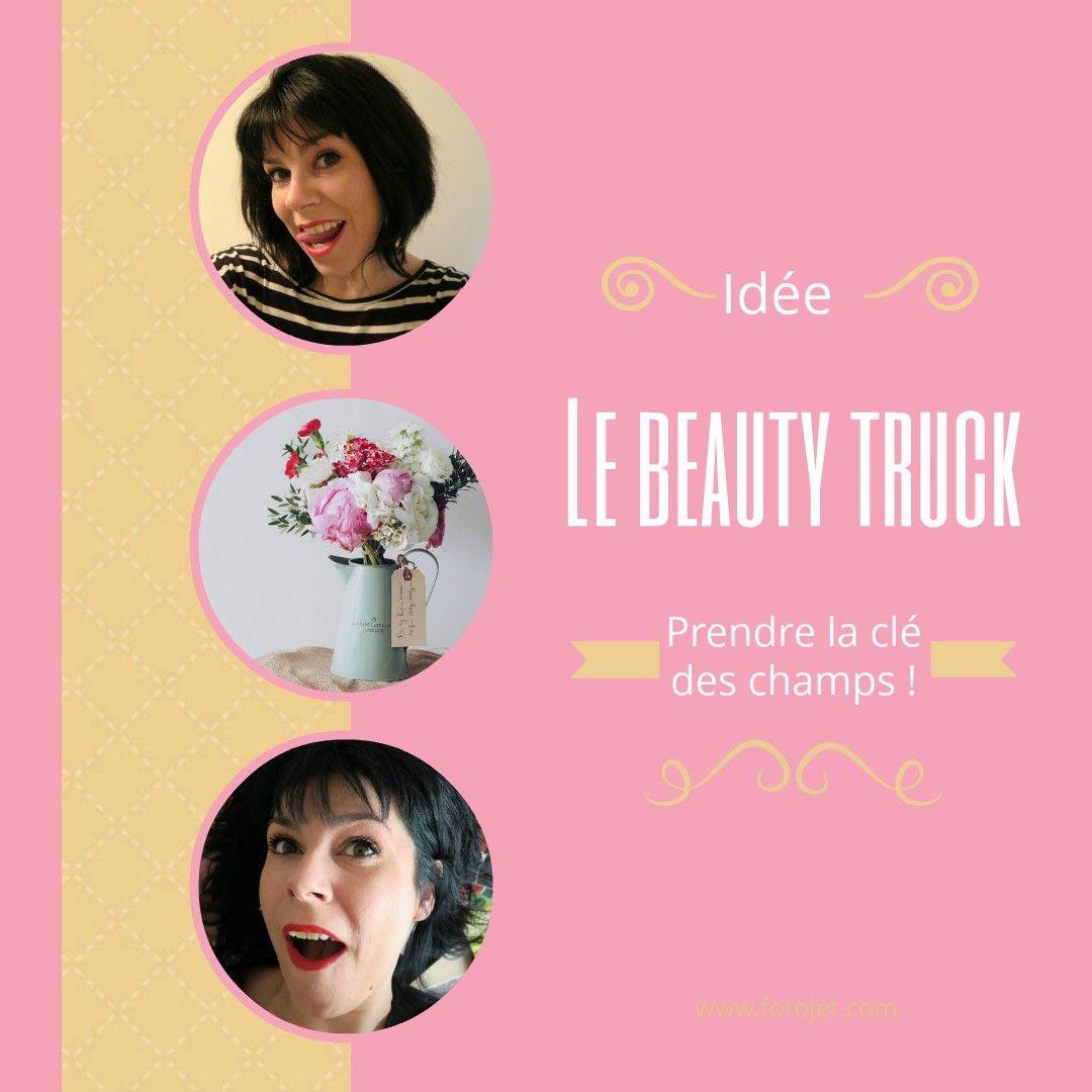 beautyt truck  Esthéticienne, Institut de beauté, Coaching