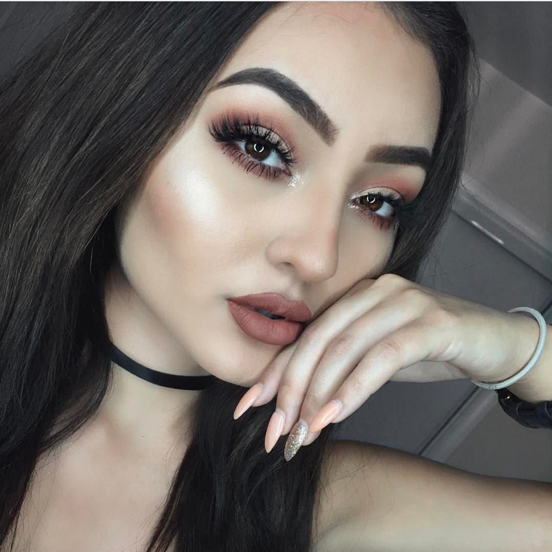 """1,572 Likes, 16 Comments - LUXY LASH (@luxylash) on Instagram: """"Gorgeous doll ✨@baedyxo✨wearing #LuxyLash """"WESTSIDE"""" lashes! Full & fluffy lashes with extra…"""""""