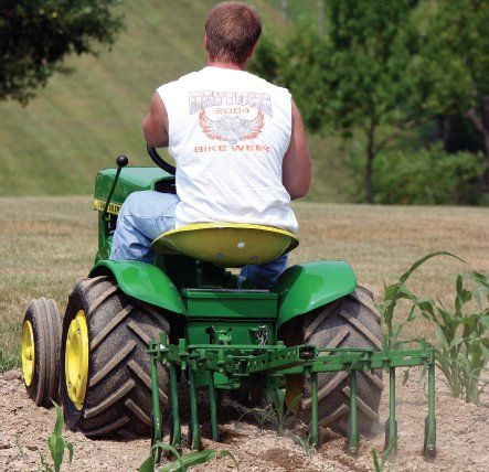 Used Garden Tractor Attachts | Image Gallery old tractors and ...