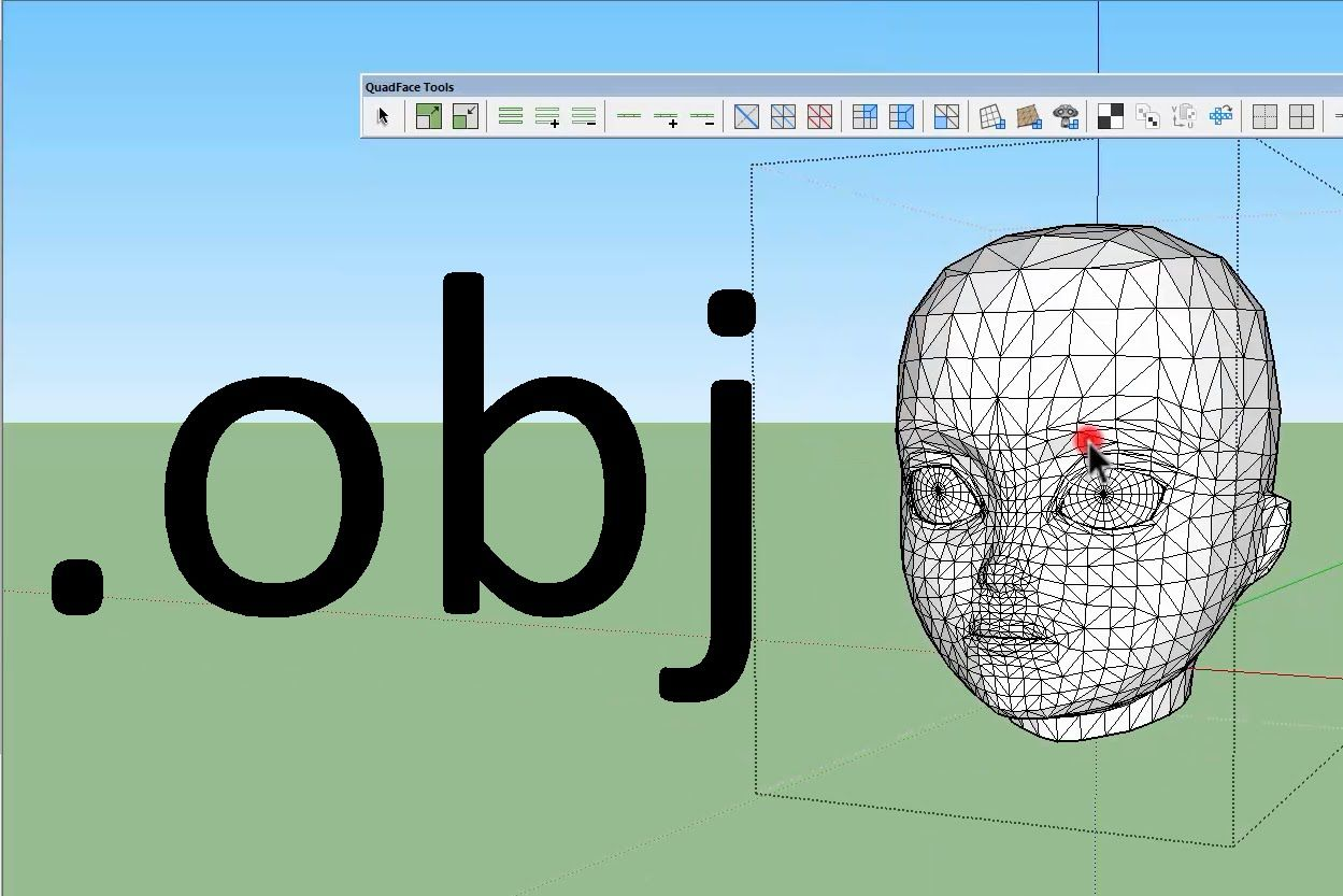 How To Import Obj File In Sketchup Free Programar