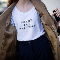 Navy blue in Milan #skirt #party #girl