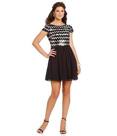 Available at Dillards.com #Dillards | Homecoming Dresses | Pinterest