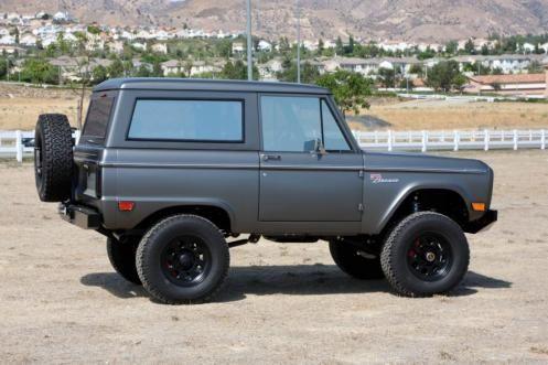 ICON 4x4 Bronco
