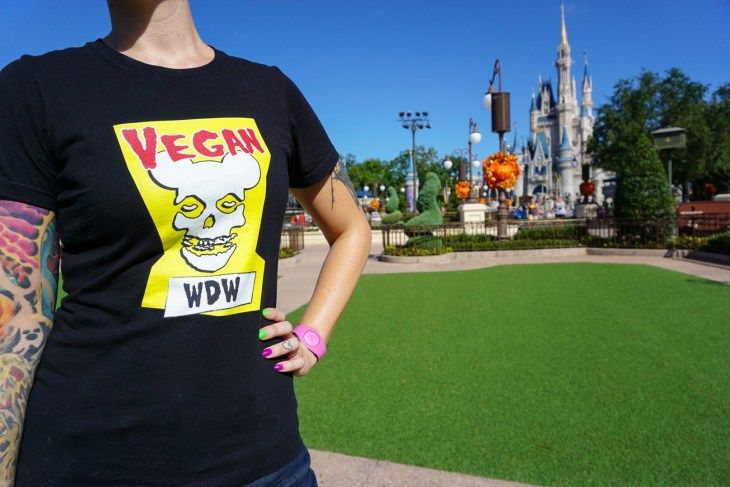 Vegan Disney World, Disney Halloween