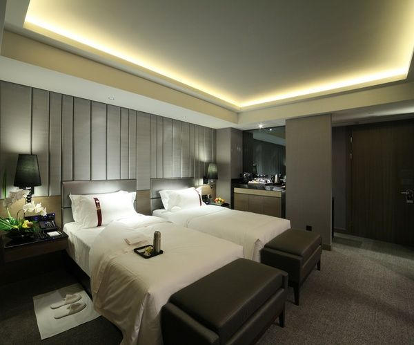Indirektes Licht mit LED Stripes macht es superkuschelig im - led lampen schlafzimmer
