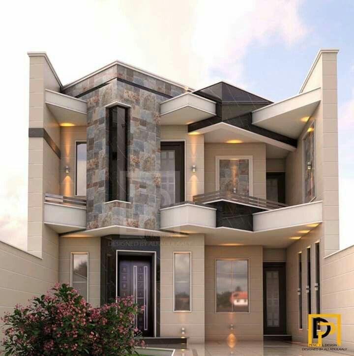 Épinglé par Cara sur Maisons | Pinterest | House design, House front ...