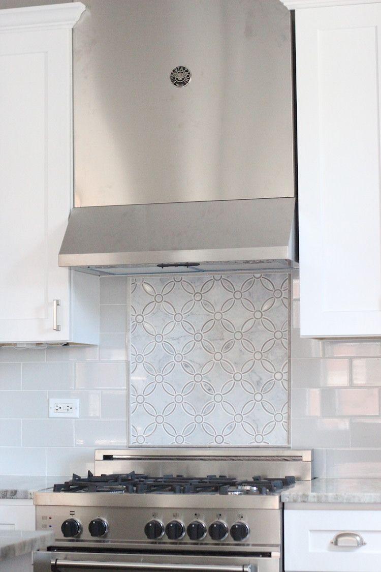 Lincoln Park Condo Project Shining On Design Stove Backsplash Stove Decor Kitchen Niche