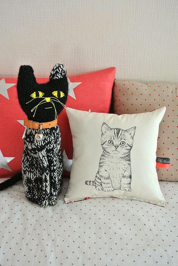 Severina Kids Leopoldo Cat by Briki Vroom Vroom