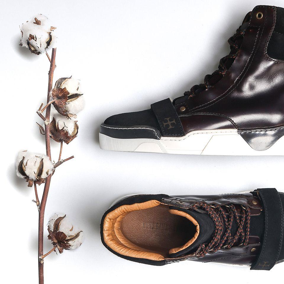 Os sneakers perfeitos para começar a semana!  #eurekashoes #eurekalovers #inspiration #nunogama #sneakers