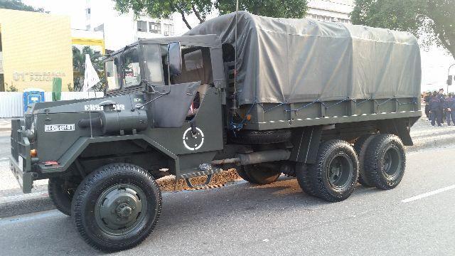 Caminhao Militar Engesa Ee 25 6x6 Com Reduzida Engesa Veiculos