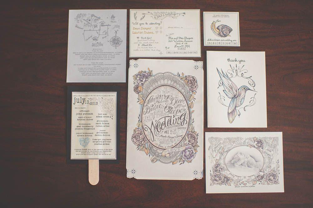 Epic Handmade Barn Wedding: Lauren & Dean