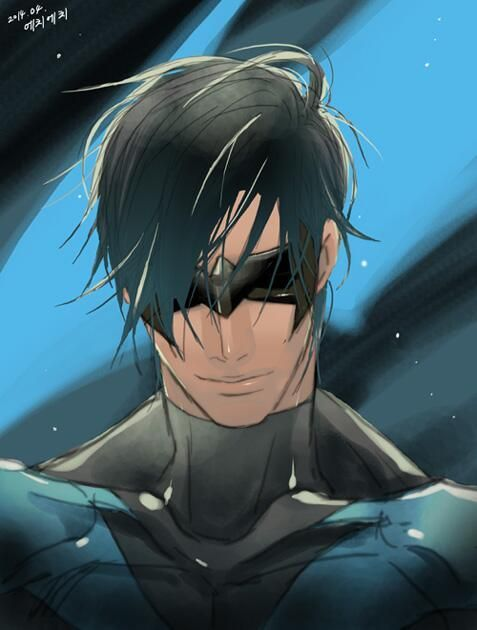 Nightwing images snightwing&supergirl HD wallpaper and background ...