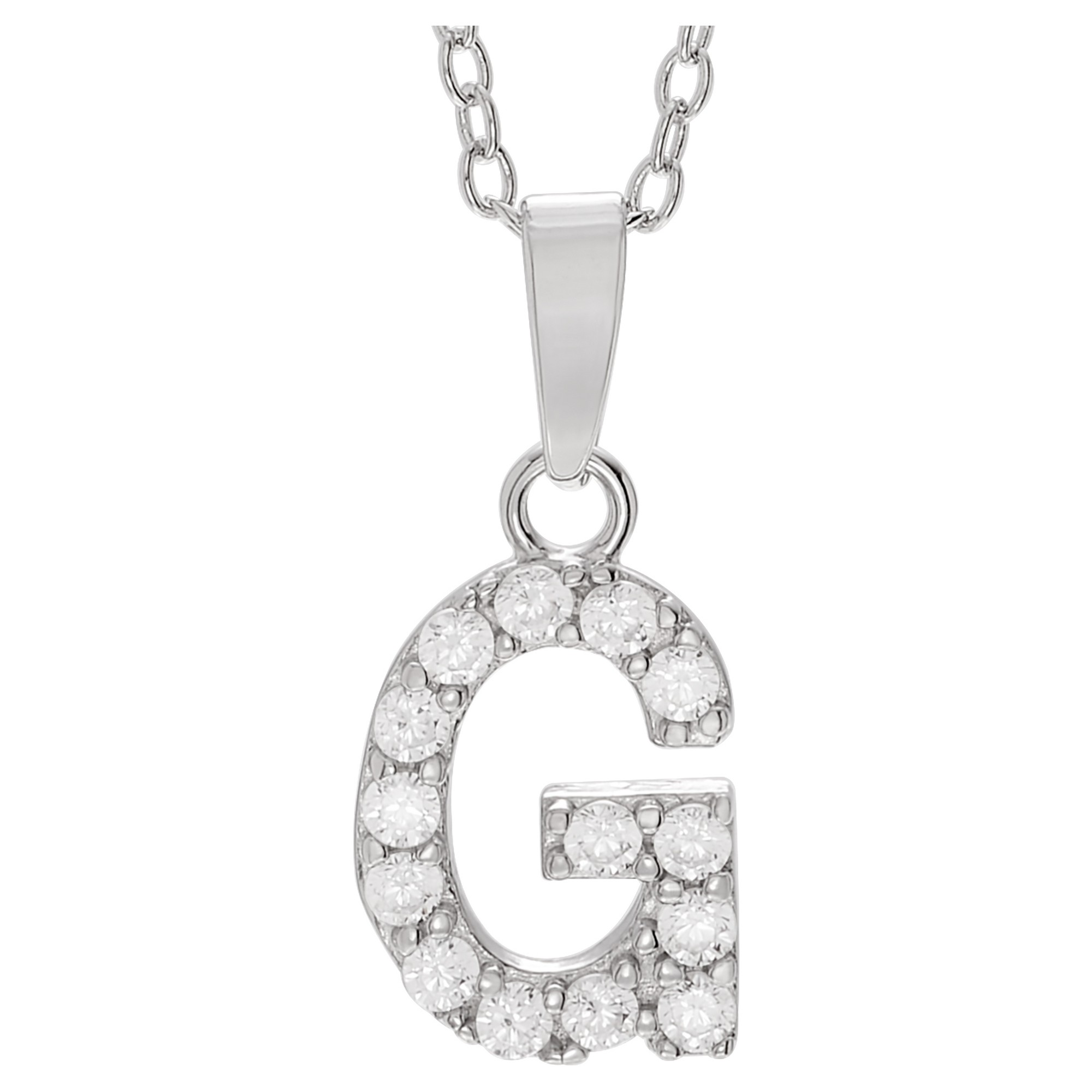 src chain sterling rhodium inch jewelryaffairs g letter with initial net on script silver prod tcw p plated pendant diamonds cloudfront