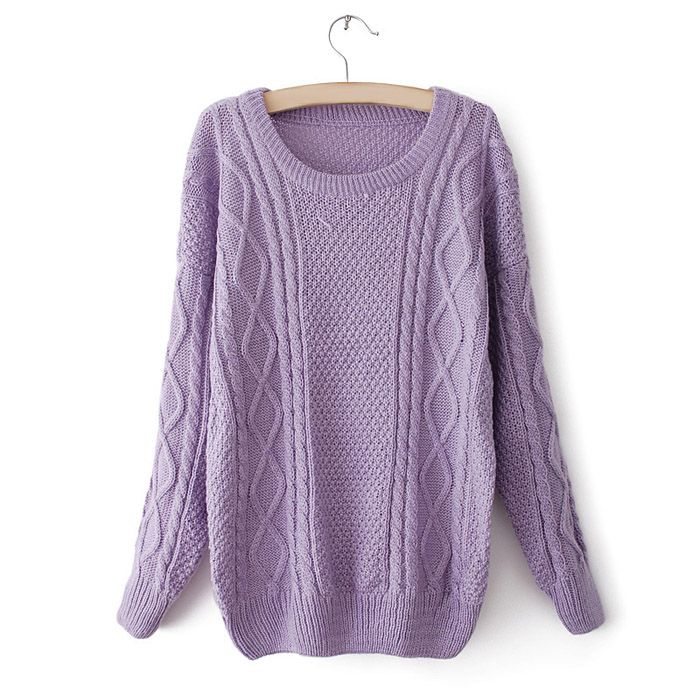 Modern Style Collarless Cardigan Design Solid Color Batwing Red ...