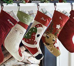 Christmas Decorations & Christmas Home Decor   Pottery Barn