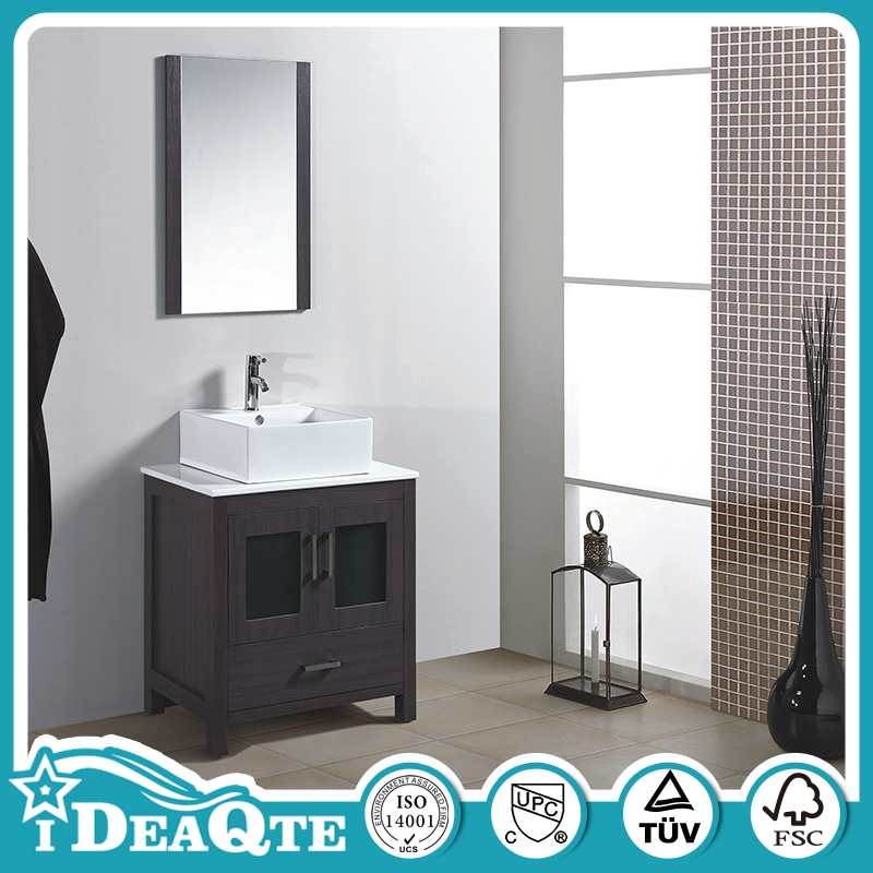Floor Mounted 12 Inch Deep Bathroom Vanity Top Bathroom Vanity