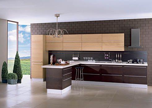 cocinas integrales modernas 2015 - Buscar con Google casa sierras