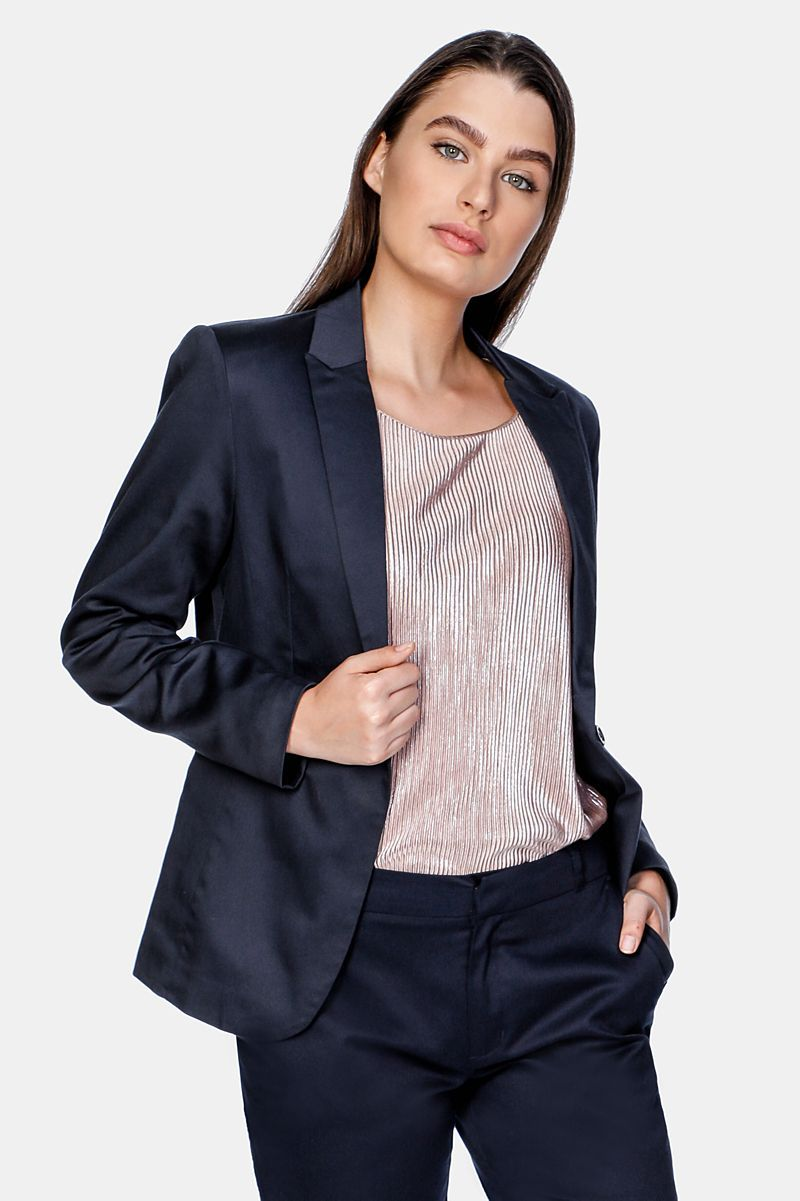 5377997ad6e9 Blazer - Extended Sizes - Shop By Fit - Ladies | idees | Blazer ...