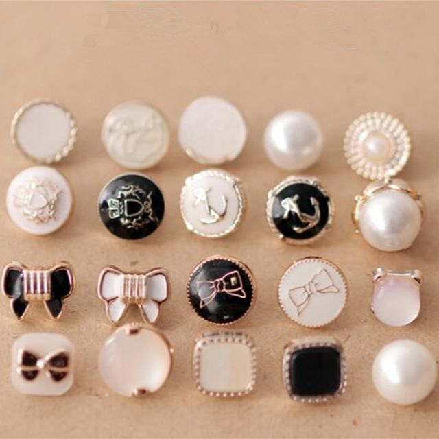 Button Baby Sewing Button Decoration Sewing Craft Scrapbook