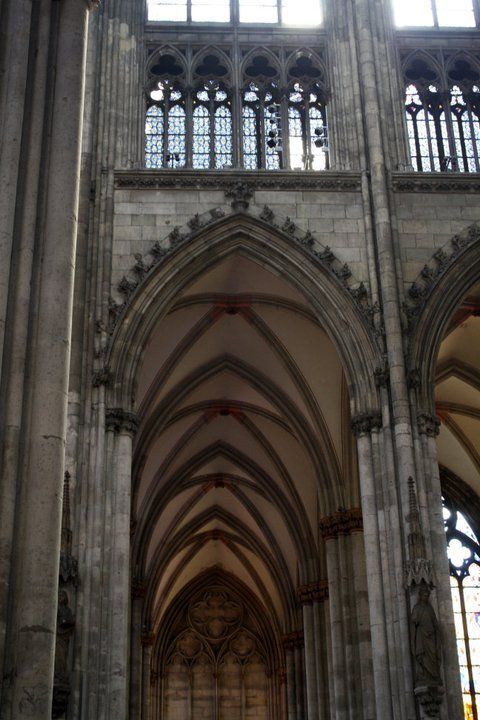 More of the Dom (Koln).