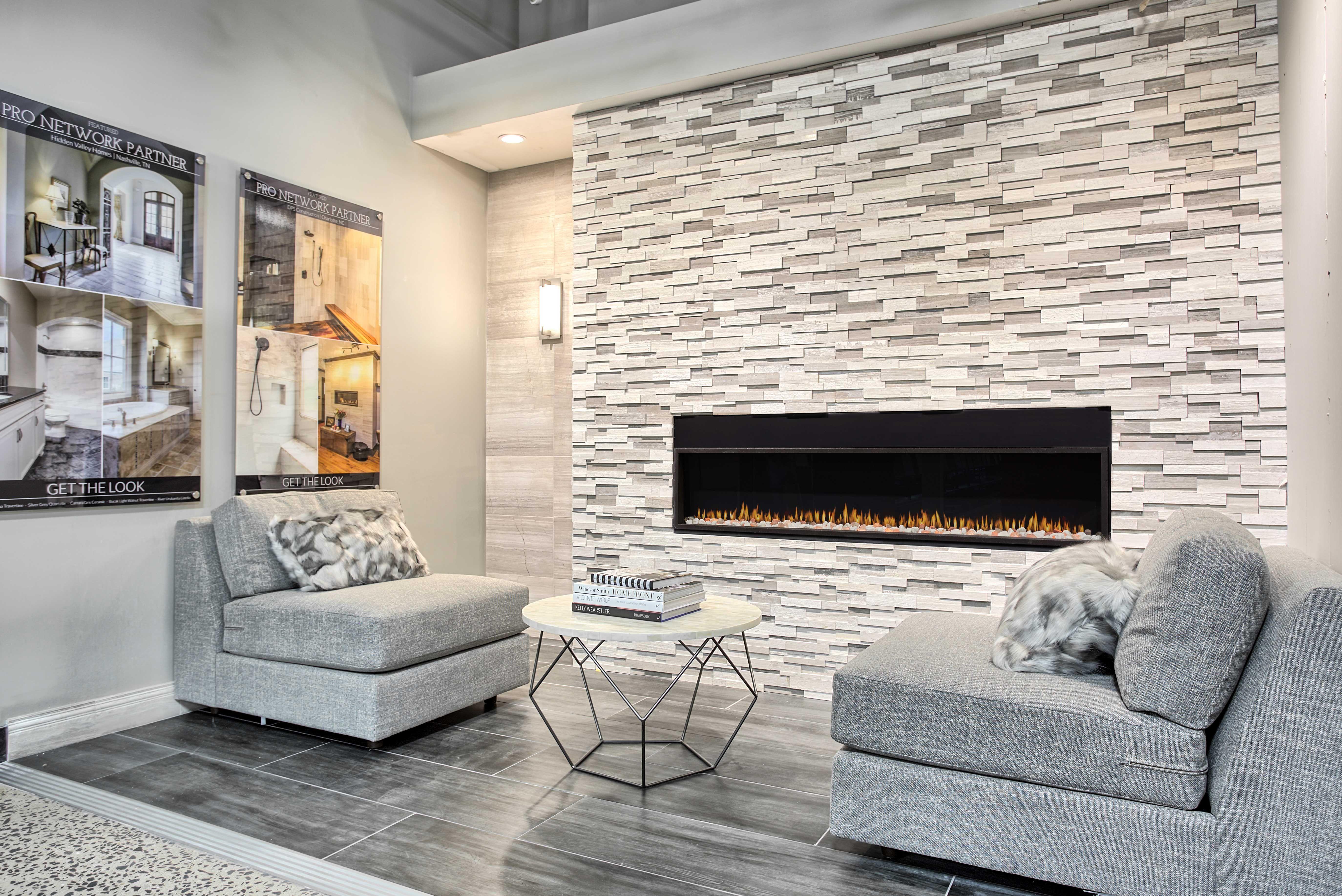 Fireplace Tile Legno Architectural Limestone Wall Tile Living