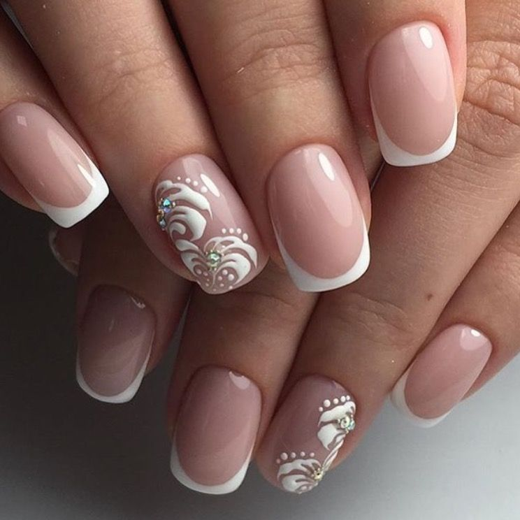 Pin by Maria Pole on French manicure | Pinterest | Everyday ...