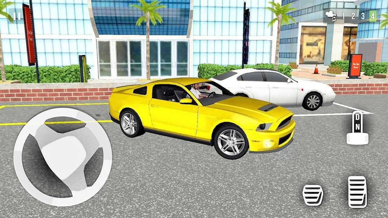 Car Parking 3D Sport Car Simulator 2018 | Parking Game   Android GamePlay    Car Games