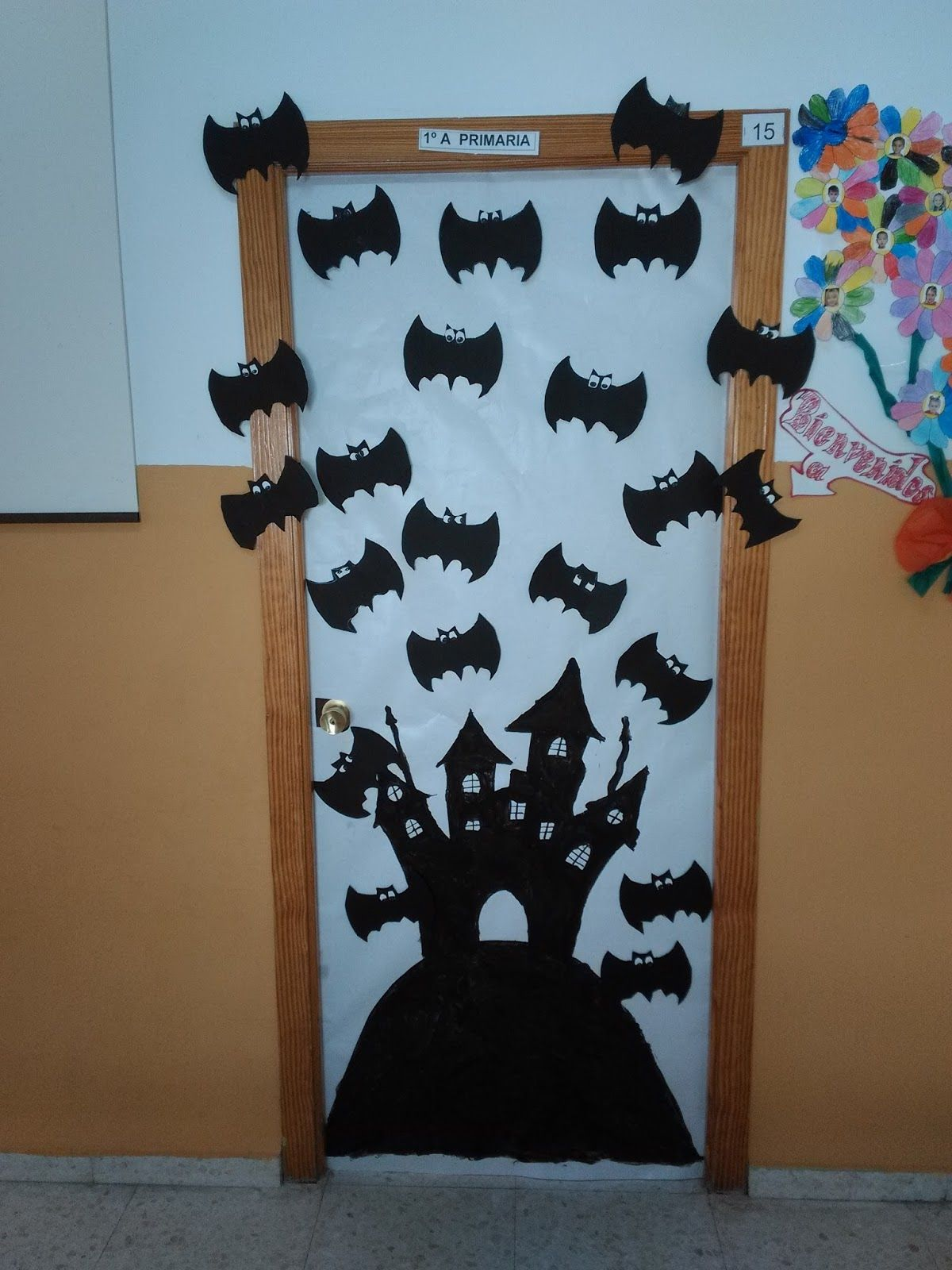 En el ciclo ya nos hemos preparado este año para la celebración de - Halloween Office Door Decorating Contest Ideas