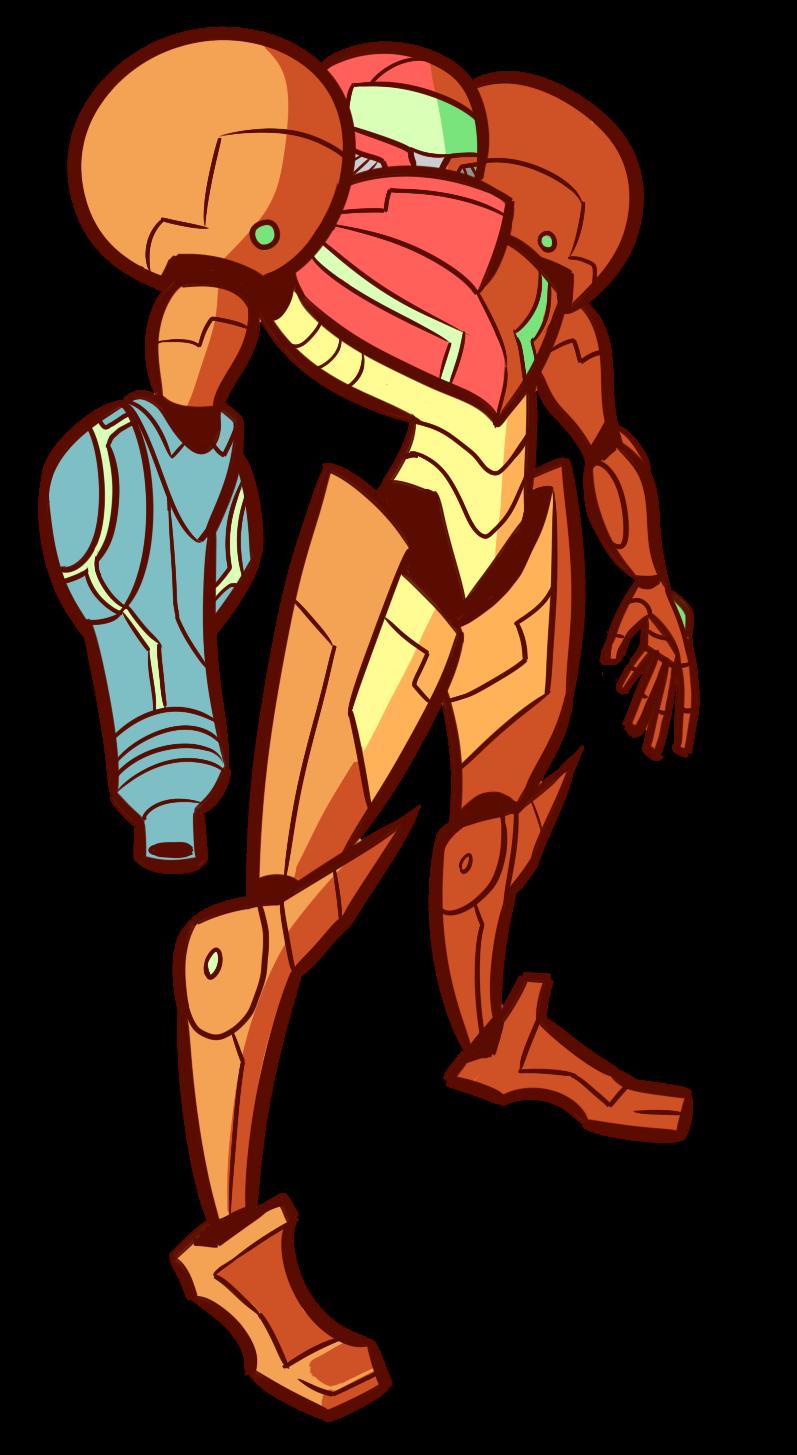 Gravity Suit Concepts Samus Returns 1600 900 Metroid