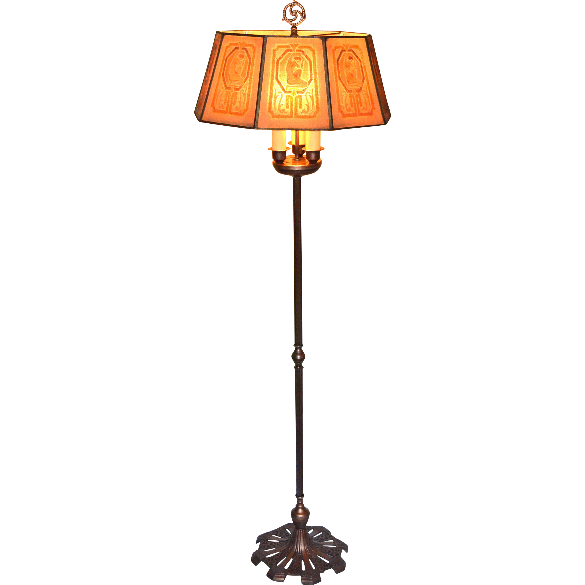Pin by Az Vintage Lamps and Lighting on Rob s lamps