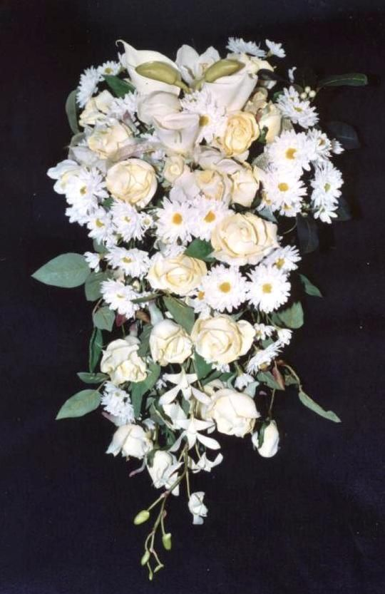 Mrs Petals Daisy Wedding Boho Wedding Bouquet Wedding Flowers