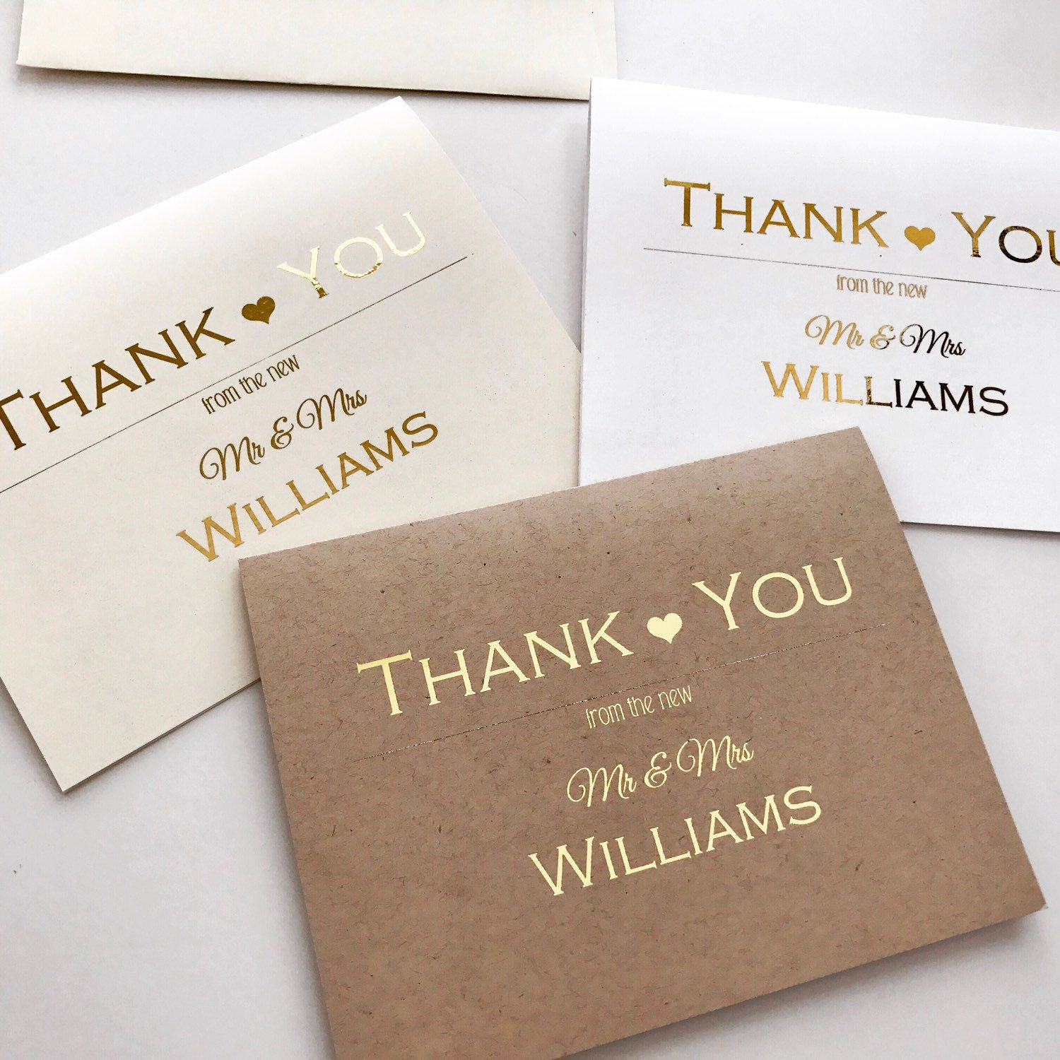 bridal shower thank you cards etiquette%0A Wedding thank you cards