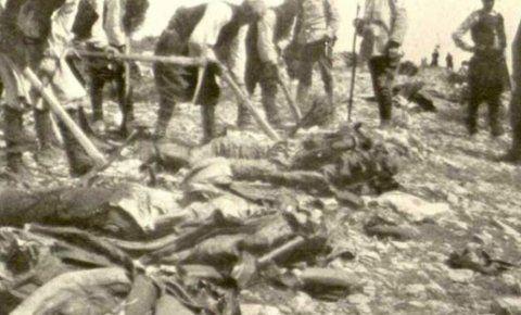 Vesti online / Vesti / Srbija / Dnevnik Velikog rata (16): Upisani u istoriju Vojnicka cast; sahrana izginulih Bugara i Nemaca