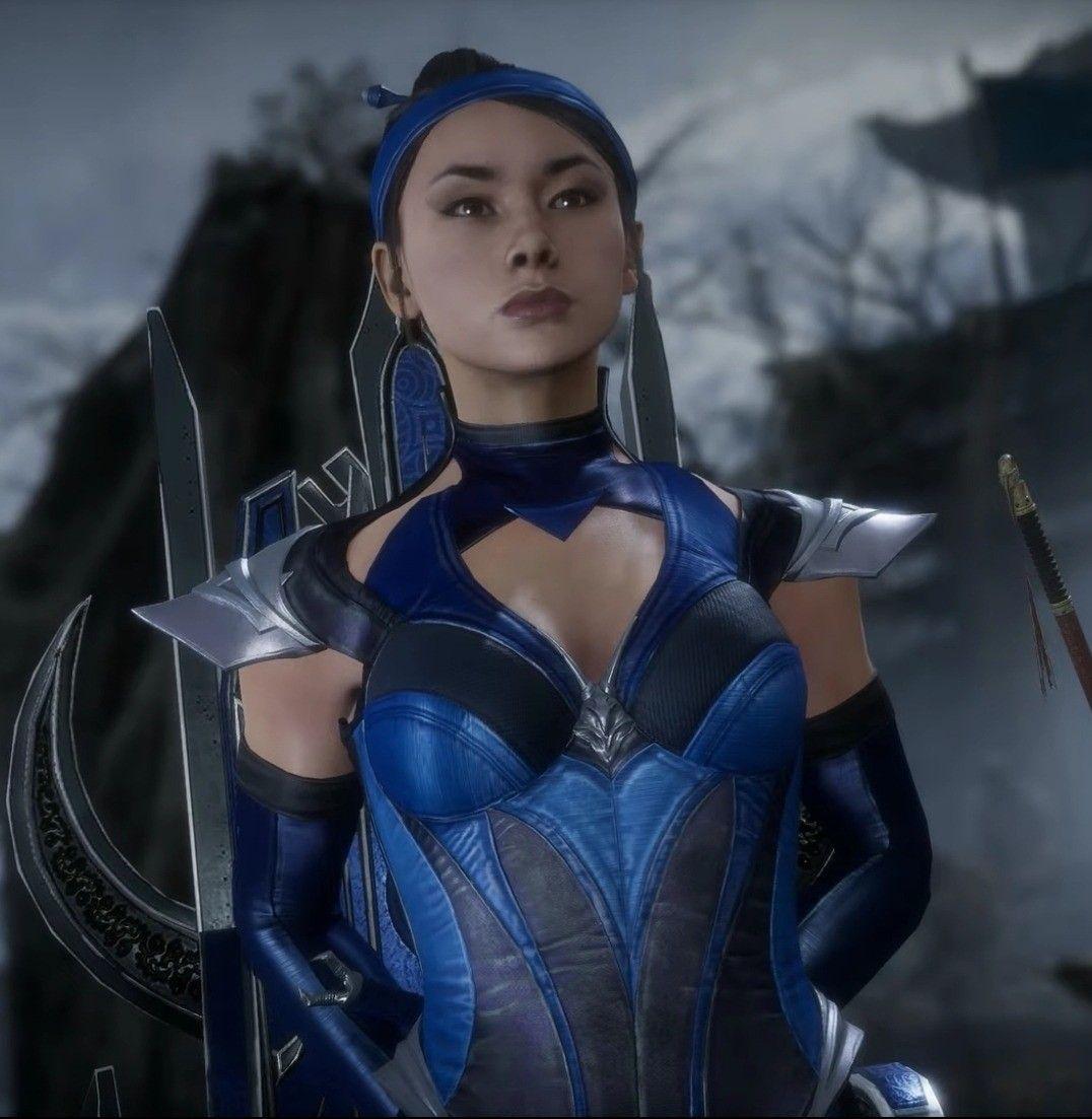 Kitana Mortal Kombat 11 Luta Jogos De Lutas Jogos