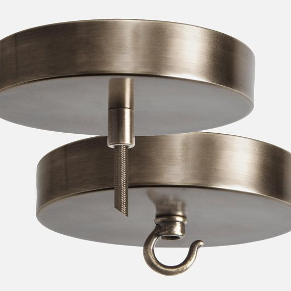 Ceiling Canopy Kit Brass Pendant Light Canopy Kit Pendant