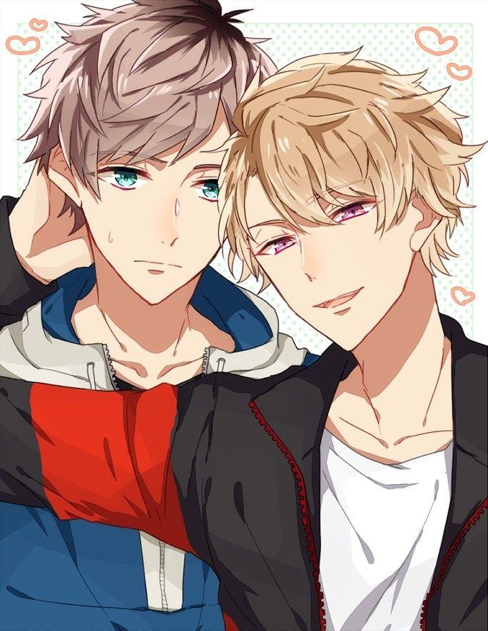 Yaoi Ship Hot Anime Boys