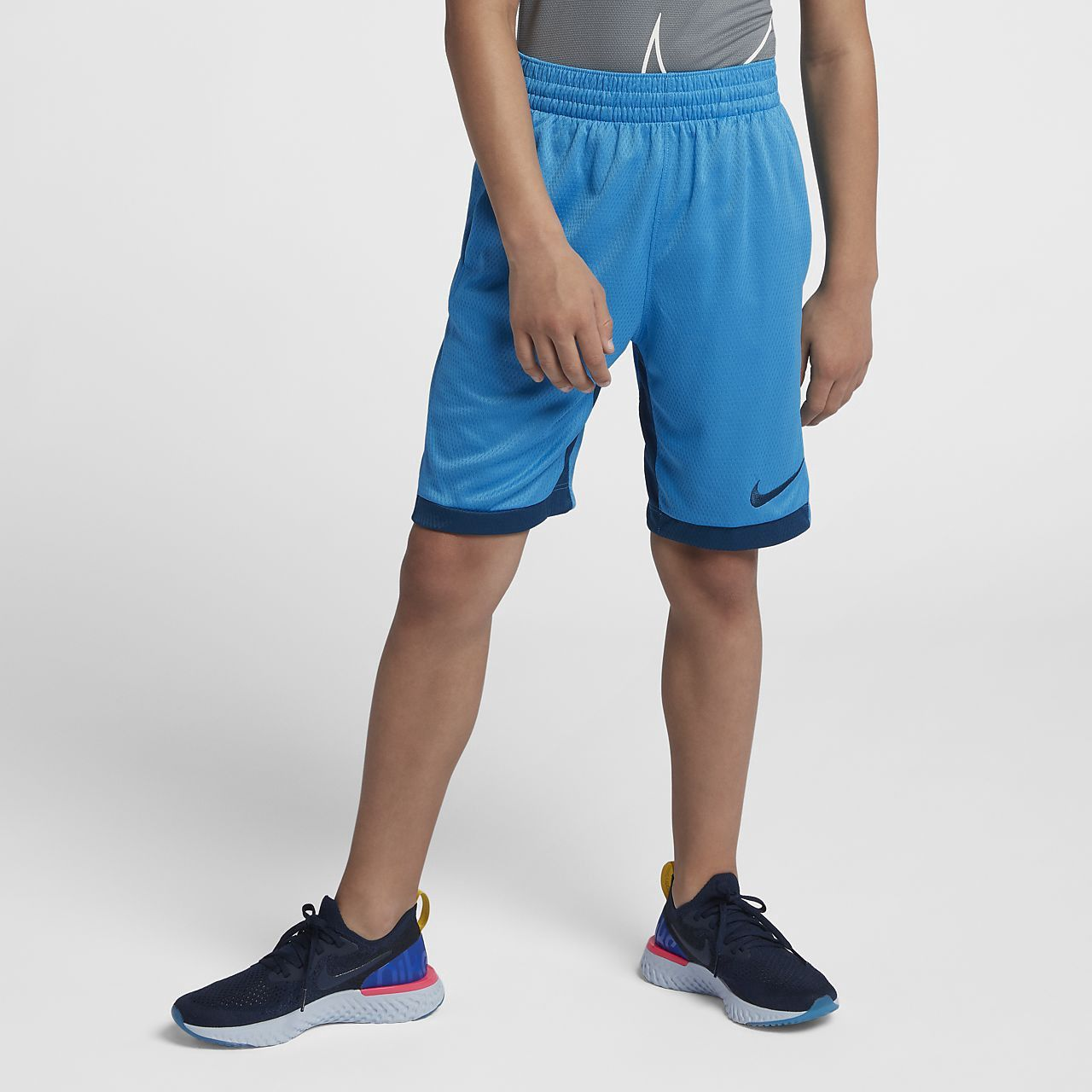 a087b4876d3a Nike Dri-FIT Trophy Big Kids  (Boys ) Training Shorts by Nike ...