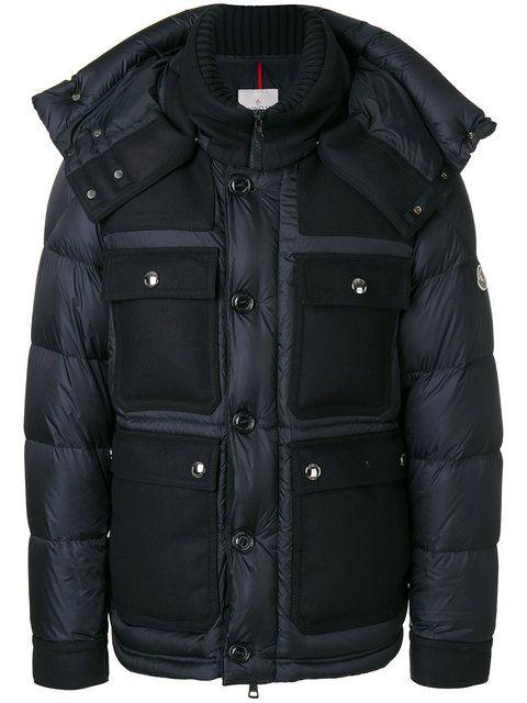 8e91ef948ad9 Shop Moncler Rillieux jacket.