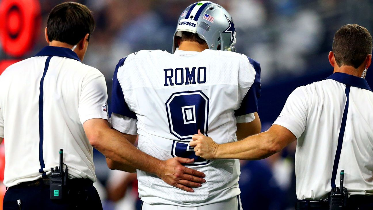 Time for Cowboys to draft Tony Romo's replacement Tony