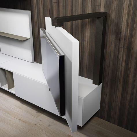 porta tv orientabile girevole FULL 360 - Dettaglio Prodotto | ide ...