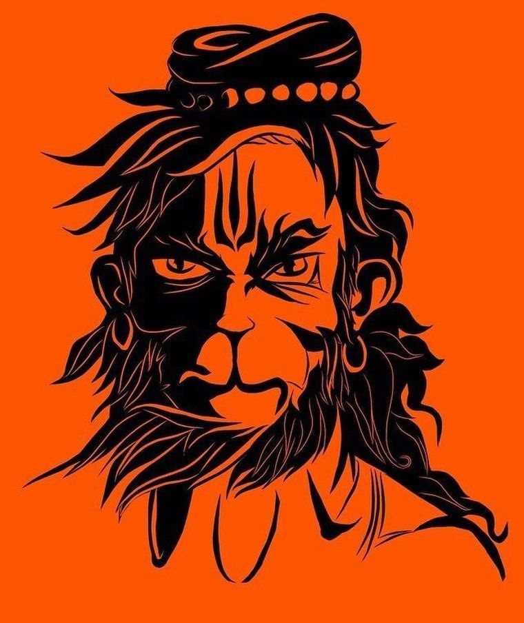 Wallpaper Wallpapers Photoshop Poster Graphics Artist Unknown Please Dm For Credits Removal Shiva Lord Hanuman Wallpapers Lord Hanuman Hanuman Bajrang dal wallpaper hd download