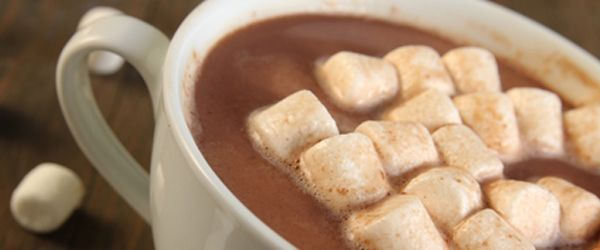 The Easiest Hot Chocolate With Marshmallows Recipe