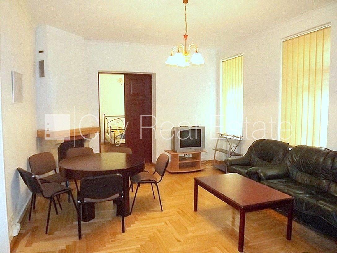 Apartment for rent in Riga, Riga center, Raina boulevard ...