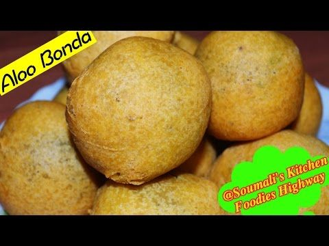 Aloo bonda recipe batata vada indian street food snack recipe food aloo bonda recipe batata vada indian street forumfinder Gallery
