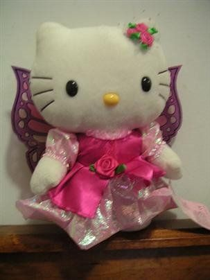 9dabf6b57 Hello Kitty Butterfly Princess plush | For Bailee | Hello kitty ...