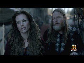 Vikings: The Lord's Prayer: King Horik Makes Siggy an Offer -- King Horik makes an offer to Siggy, testing her allegiance. -- http://www.tvweb.com/shows/vikings/season-2/the-lords-prayer--king-horik-makes-siggy-an-offer